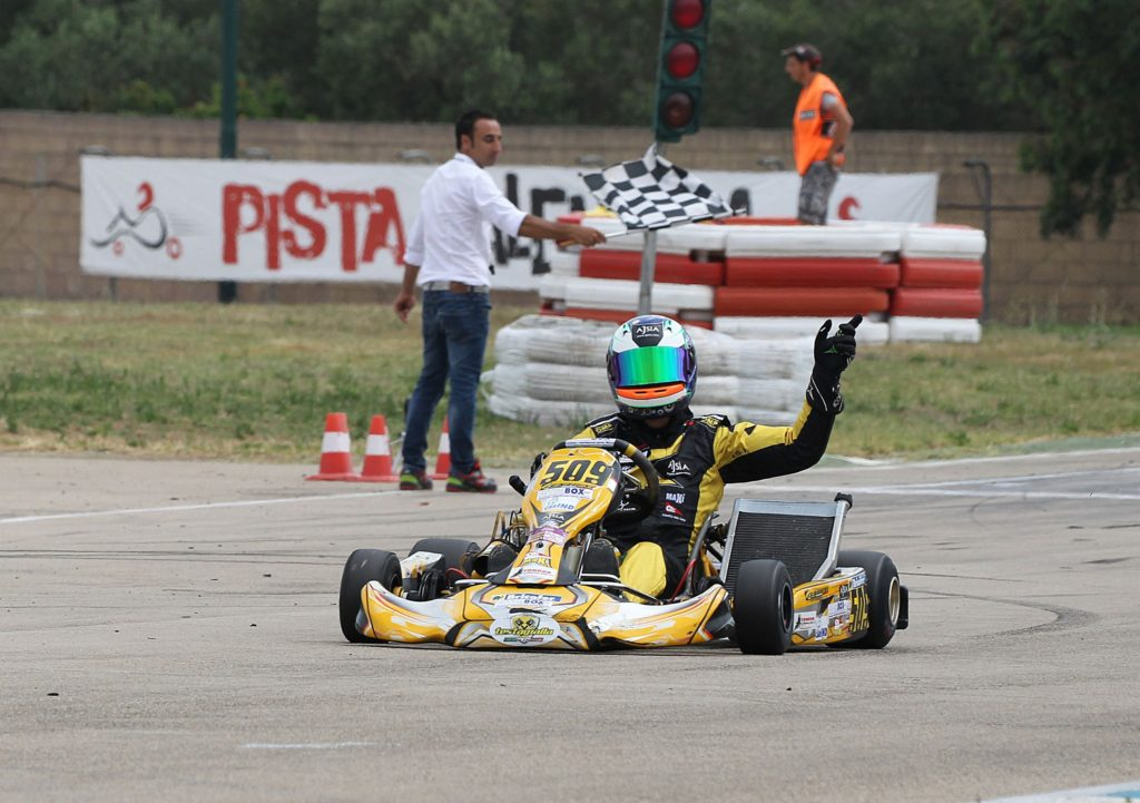 Trofeo Nazionale Aci Karting , Categoria 125 Prodriver Under , Federico Centioni