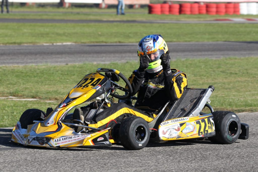 Coppa Italia Aci Karting , Categoria 125 Prodriver Under , Luca Ferrara