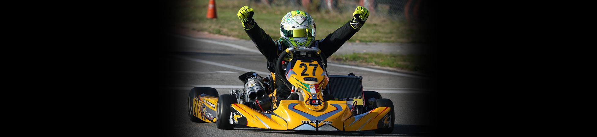 Antonio Piccioni TK Kart