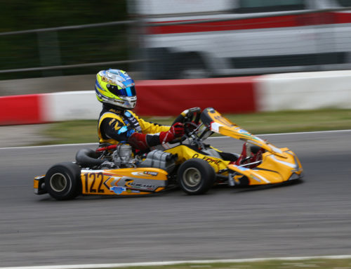 This weekend the 1st Round of the Italian ACI Karting Championship kicks off.