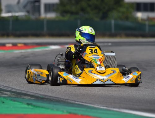 Difficult Weekend At Adria For The 4th Round Of Italian Aci Karting Championship