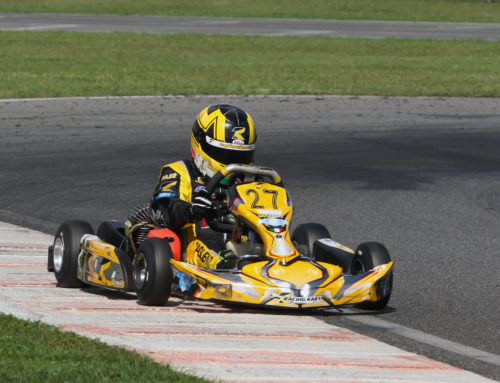 Good Preparation In View Of The Italian Cup Aci Karting 2019