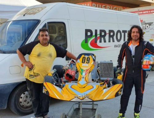 Pirrotti Racer Kart Italian Champion City Circuits