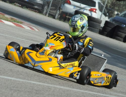 Concluded The Last Event Of The Season For The TK Racing Kart Team