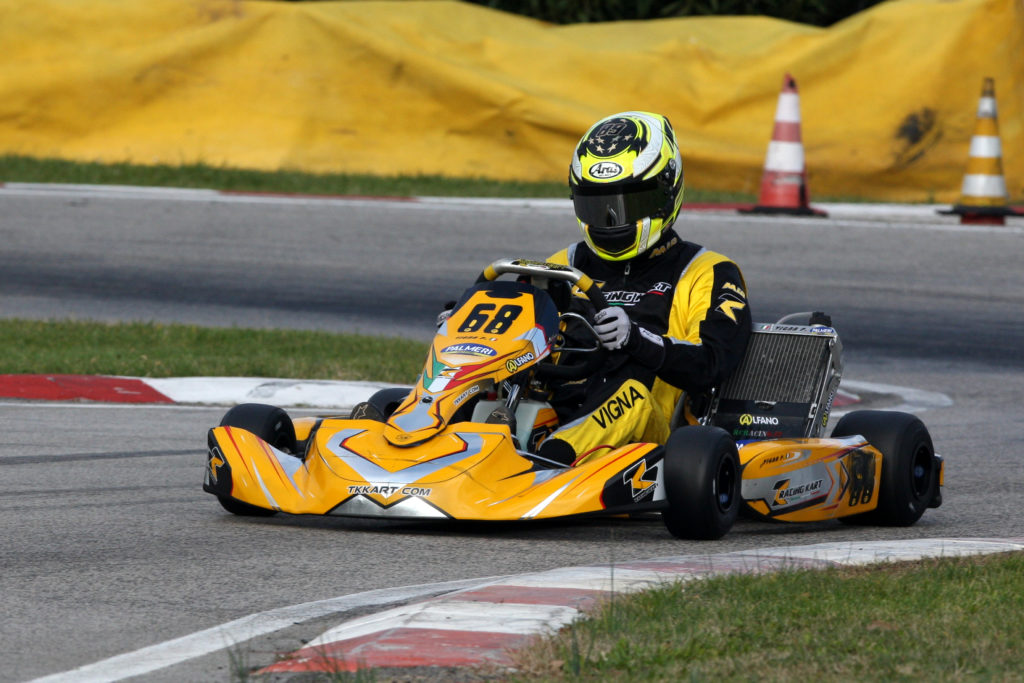 Trofeo Nazionale Aci Karting , Categoria KZ3 Over , Pierluigi Vigna