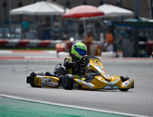 Archived The 2019 Season, The TK Racing Kart Aims To 2020