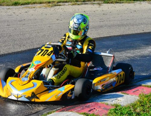 Giammò and Pirrotti Racer Kart TK Racing Kart Carrier In The Sicilian Region