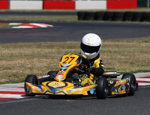 TK Racing Kart In The High Parts Of The Ranking With Sulpizio And Nardozi