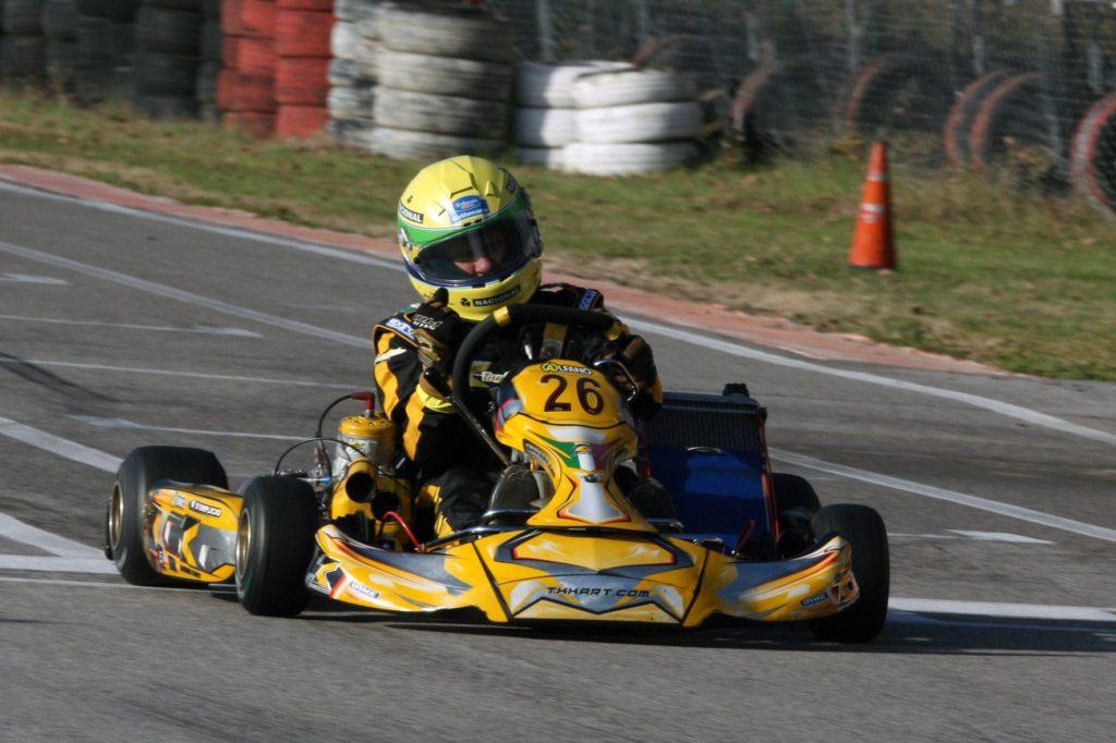 Trofeo Nazionale Aci Karting , Categoria KZ4 , Lino Di Simplicio