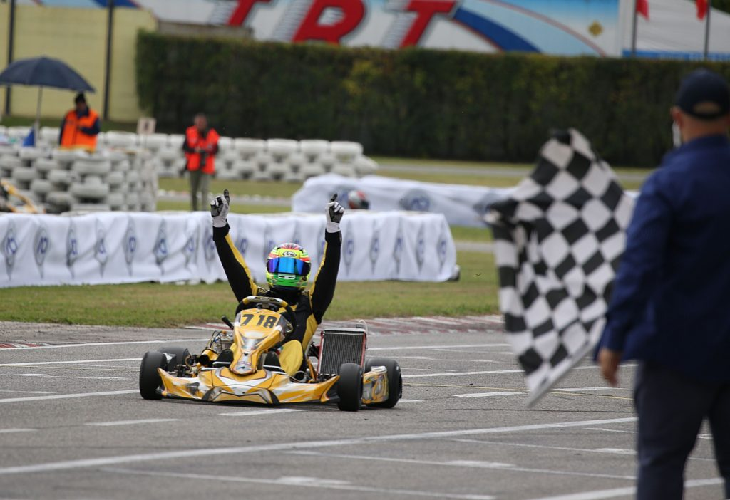 Campionato Italiano Aci Karting , Categoria 125 Club , Tommaso Polidoro