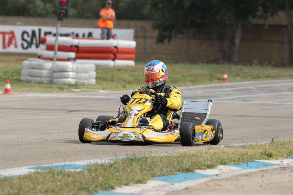 Trofeo Nazionale Aci Karting , Categoria 125 Club , Carlo Caringi