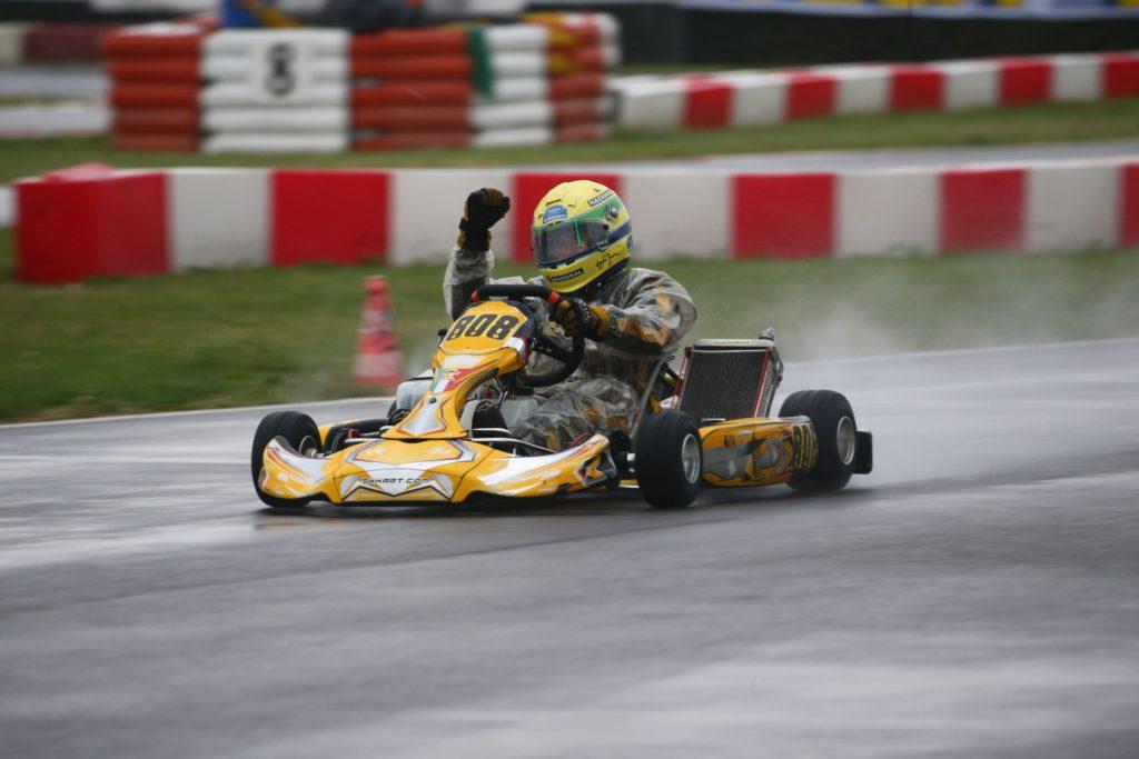 Campionato Italiano Aci Karting , Categoria KZ4 , Lino Di Simplicio