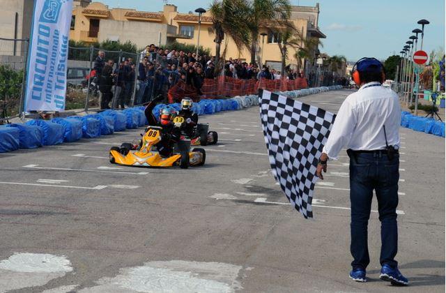 Campionato Italiano Aci Karting Circuiti Cittadini , Categoria 125 Club Senior , Rosario Di Pisa
