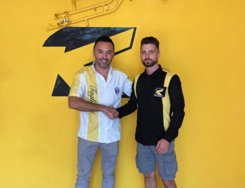 Loris Spinelli And Alexandre Arrue, 2013 Vice-World Champion Drivers, Together For The 2020 Season In TK Racing Kart