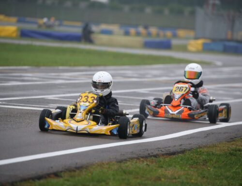 TK Racing Kart And Edoardo Mario Sulpizio Good Trial At Castelletto Di Branduzzo