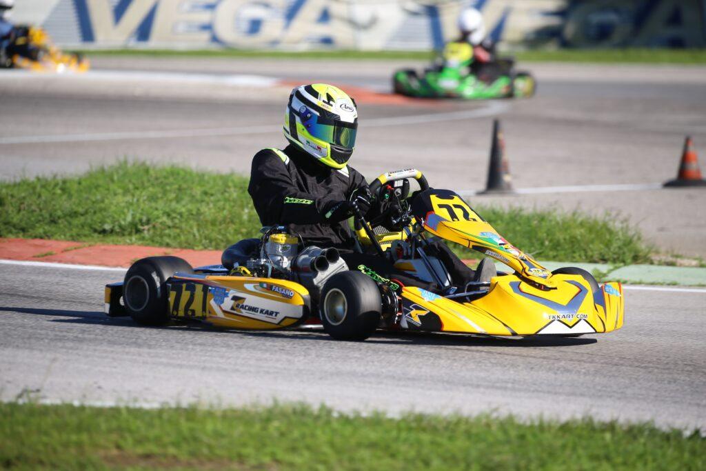 Coppa Italia Aci Karting , Categoria KZN Junior , Federico Fasano