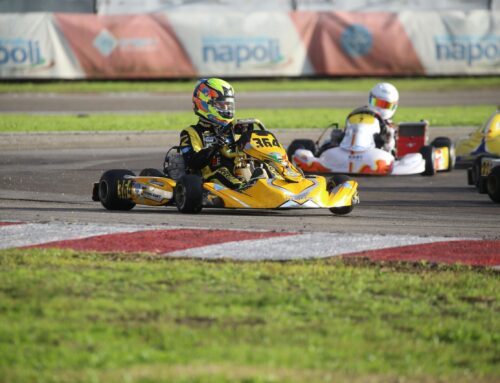Competitiveness in the 2020 Aci Karting National Trophy