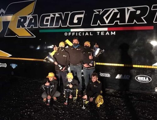 TK Racing Kart Shines In The First Race of The Seasons