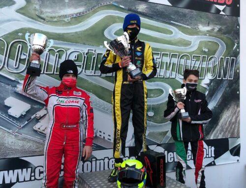 Bis For The TK Racing Kart In Viterbo With Nardozi