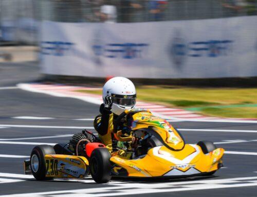 "Great Performance At ""La Conca"" In the Italian Aci Karting Championship"