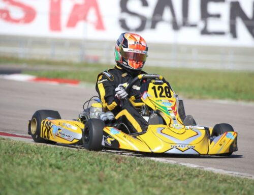 Another Italian Title, Luigi Musio Triumphs in the National Final of the Regional Championships